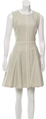 J. Mendel Sleeveless A-Line Dress