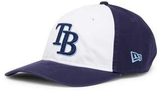 New Era Cap MLB Tampa Bay Rays White Pop Cap