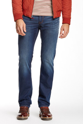 Robert Graham Pamati Slim Fit Jean $228 thestylecure.com