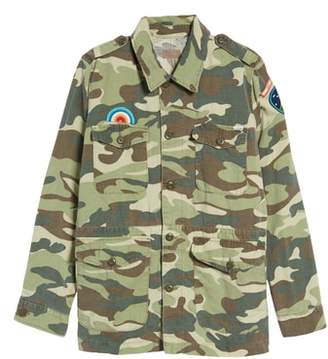 Mother The Loose Veteran Camo Jacket