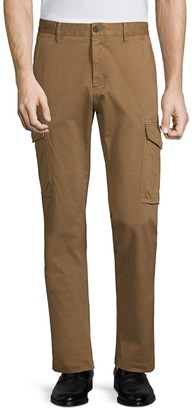 Strellson Low-Rise Tapered Cargo Pants