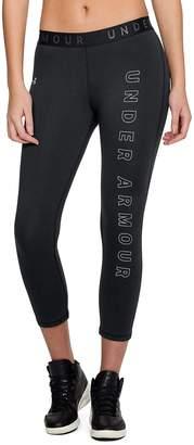 Under Armour Women's Favorite Midrise Graphic Capri Leggings