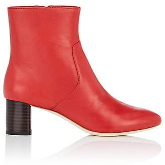 Loeffler Randall Women's Gema Leather Ankle Boots
