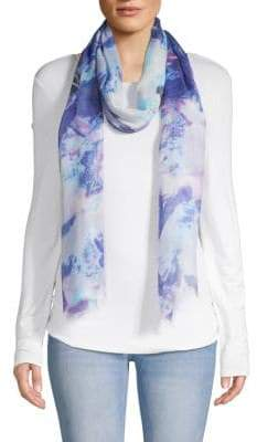 Bindya Blooming Abstract Floral Scarf