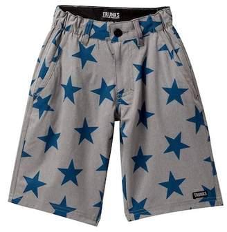 Trunks Surf and Swim CO. Stars Multifunctional Shorts (Big Boys)