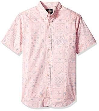 1efffa5828f Reyn Spooner Men s Original Lahaina Tailored Fit Hawaiian Shirt