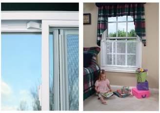 KidCo Cresci Products Window Wedge (2 Per Pack) PLUS Window Guard