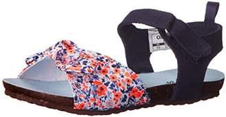 Osh Kosh Perla-G Bow Front Fashion Sandal (Toddler/Little Kid)