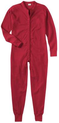 L.L. Bean L.L.Bean Women's Two-Layer Union Suit