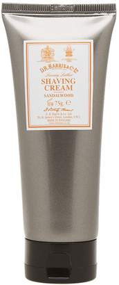 D.R. Harris & Co. Sandalwood Shaving Cream Tube