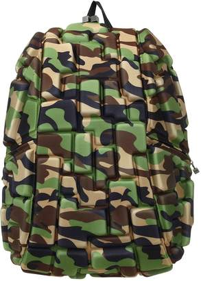 MadPax Blok Camouflage 3d Embossed Backpacks