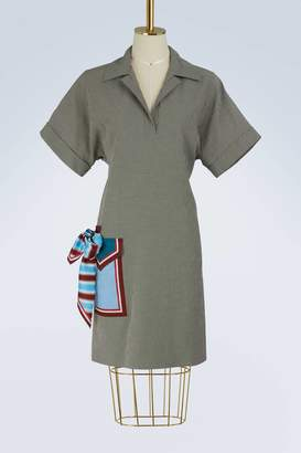 Marco De Vincenzo Short polo dress