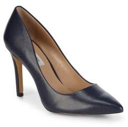 Saks Fifth Avenue Cady Leather Pumps