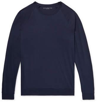 J.Crew Destination Pima Cotton-Jersey T-Shirt