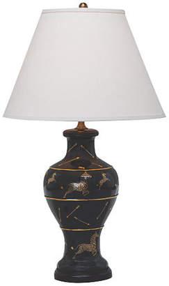 Port 68 Le Zébre Table Lamp - Black