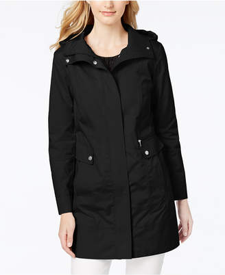 Cole Haan Petite Signature Packable Raincoat