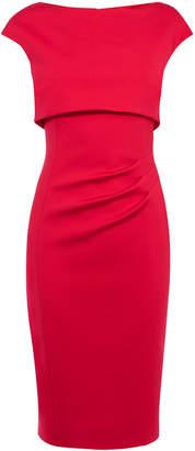Karen Millen Double Layer Pencil Dress