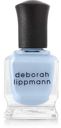 Deborah Lippmann Nail Polish - Blue Orchid, 15ml