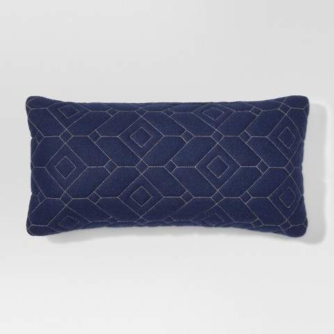 Project 62 Quilted Lumbar Pillow