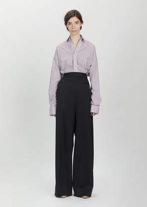 Vetements Large Tailored Pants Black