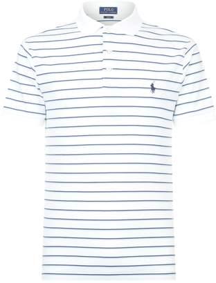 Polo Ralph Lauren Pima Cotton Stripe Polo Shirt