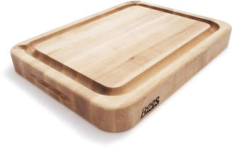 John Boos & Co. Deep-Groove Maple Board with Pouring Spout