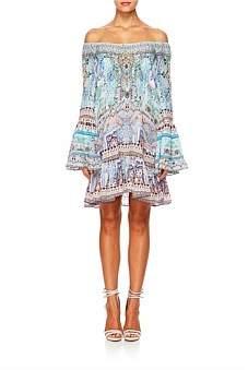 Camilla Lovers Retreat Aline Frill Dress.