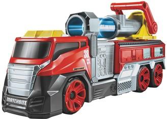 Mattel Matchbox Super-Blast Fire Truck