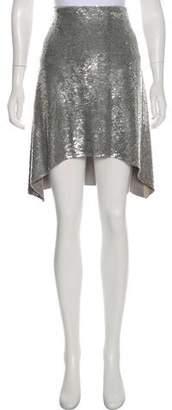 IRO Embellished Knee-Length Skirt