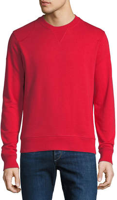 Belstaff Men's Jefferson Modern Fleece Sweatshirt