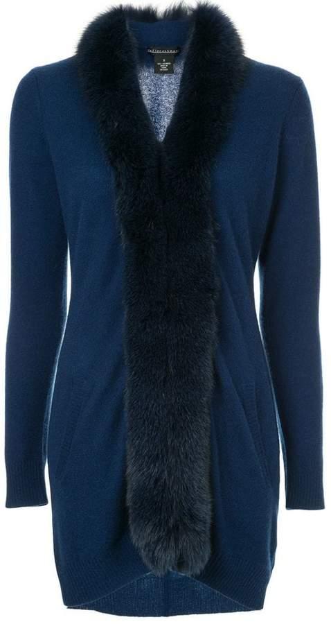 loose elongated cardi-coat