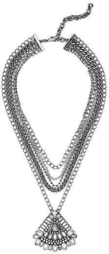 Women's Baublebar Vivienne Pendant Necklace