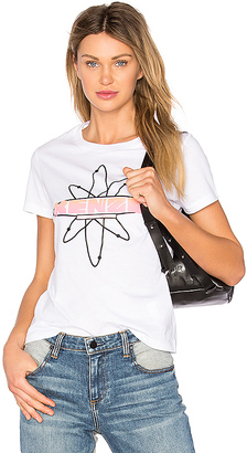 Kenzo Single Jersey Tee in White $130 thestylecure.com