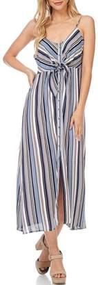 Anama Striped Cami Dress