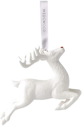 Wedgwood Reindeer Tree Decoration