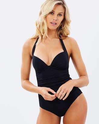 Jets Jetset 50's Gathered One-Piece