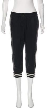 Etoile Isabel Marant Mid-Rise Jogger Pants