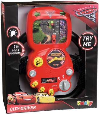 Smoby Cars 3 Electronic Steering Wheel