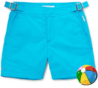 Orlebar Brown Boys Ages 4 - 12 Russell Swim Shorts - Azure