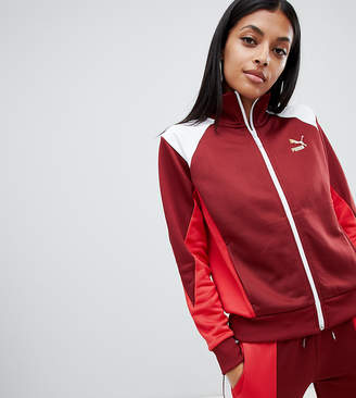 Puma Retro Track Red Jacket