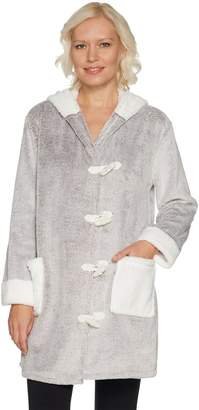 Cuddl Duds Frosted Lounge Jacket