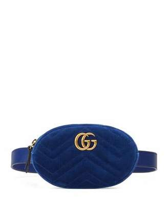 Gucci GG Marmont Small Matelassé Belt Bag
