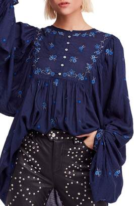 Free People Kiss from a Rose Tunic