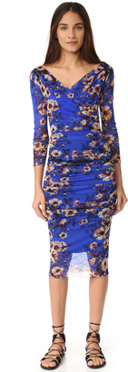 Fuzzi Long Sleeve Dress $580 thestylecure.com