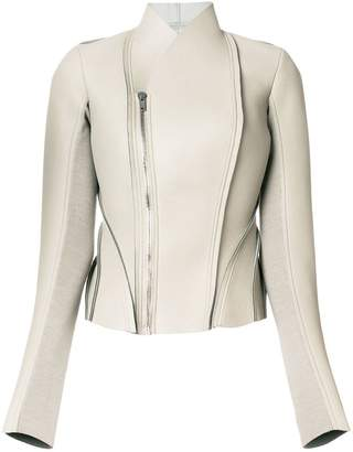 Rick Owens Lilies panelled jacket