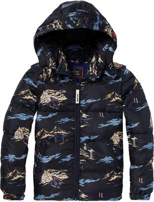 Scotch & Soda Ski Print Jacket