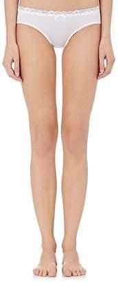 Hanro Women's Valerie Stretch-Cotton Bikini Briefs