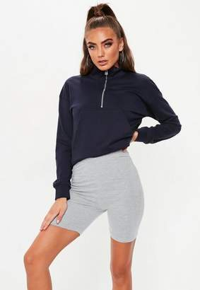 Missguided Jersey Cycling shorts