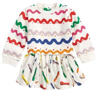 Stella McCartney India Squiggly Dress