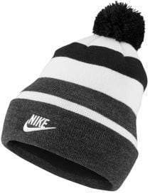 Nike Striped Cuffed Beanie
